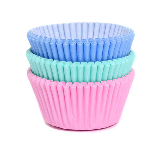 Cupe Cupcakes Mix Pastel x 75