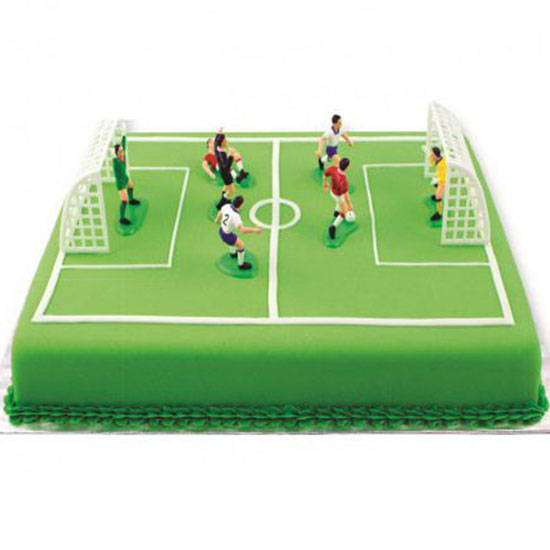 Set decor fotbal