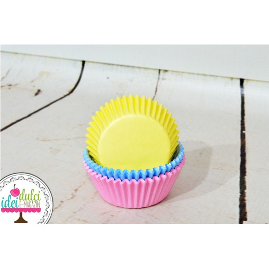 Cupe Cupcakes Pastel x 60buc