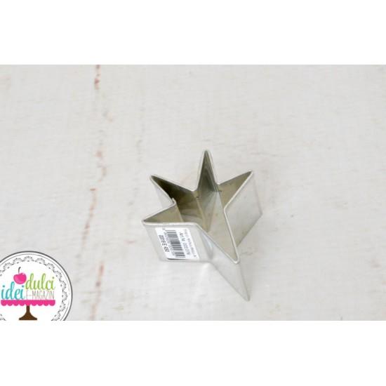 Decupator Metalic Racheta 5cm