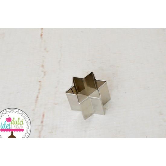 Decupator Metalic Stea 3cm