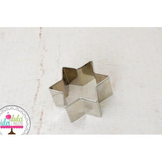 Decupator Metalic Stea 5cm