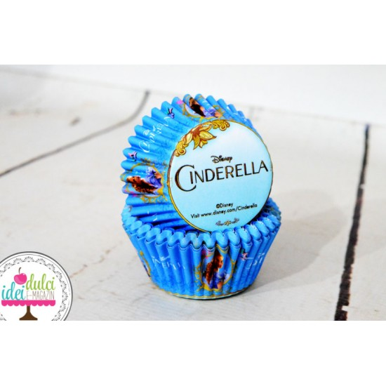 Cupe Cupcakes Cenusareasa x 50buc