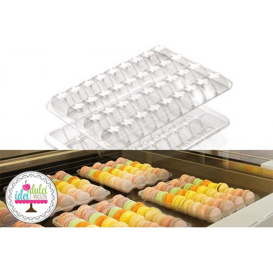 Suport Prezentare 36 Macarons