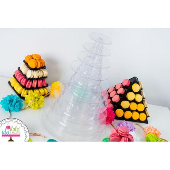 Piramida Macarons