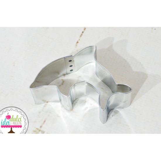 Decupator Metalic Delfin 7cm