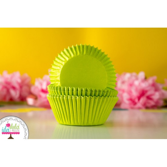 Cupe de copt Lime Green