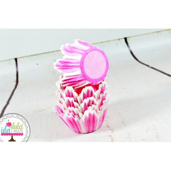 Mini Cupe Lalea Roz x 60buc