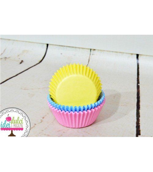 Cupe Cupcakes Pastel x60
