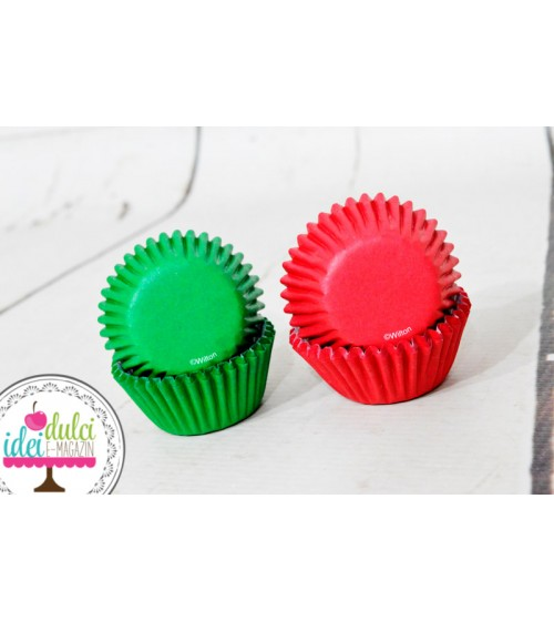 Mini Cupe Cupcakes Mix x100