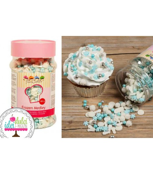 Confetti Mix Frozen 180G