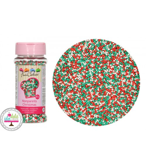 Nonpareils Mix Craciun 80g
