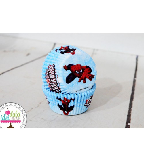 Cupe Cupcakes Spiderman x60