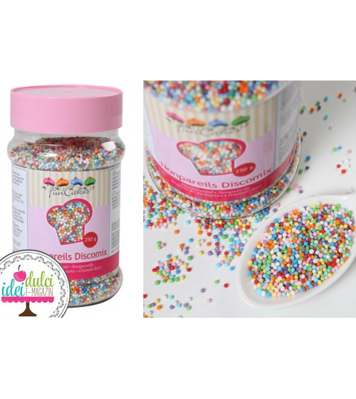 Nonpareils Disco Mix 250G