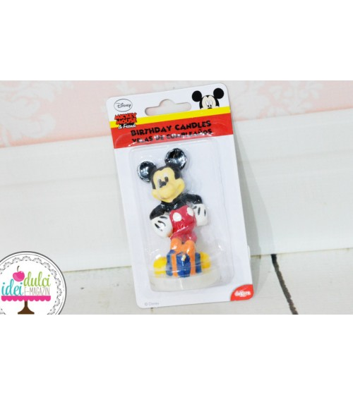 Lumanare Mickey Mouse