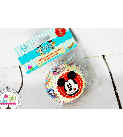 Cupe Cupcakes Mickey x60