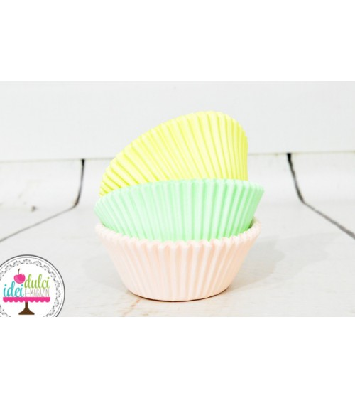 Cupe cupcakes Pastel x75