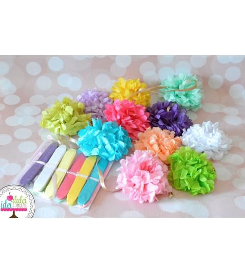 Ghirlandă Multicoloră