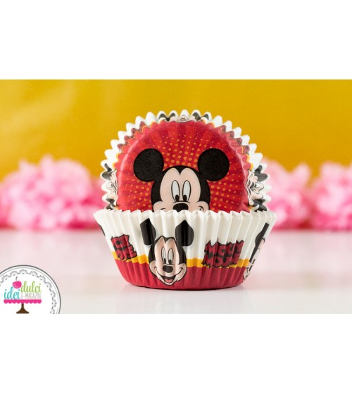 Cupe cupcakes Mickey x50