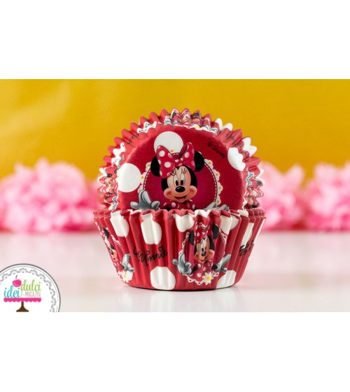 Cupe Cupcakes Minnie x50