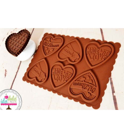 Kit Biscuiţi Choc Love