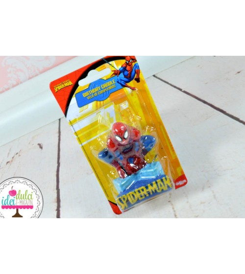 Lumanare Spiderman