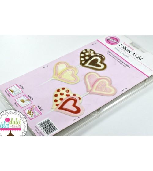 Matrita Ciocolata Acadele Inima