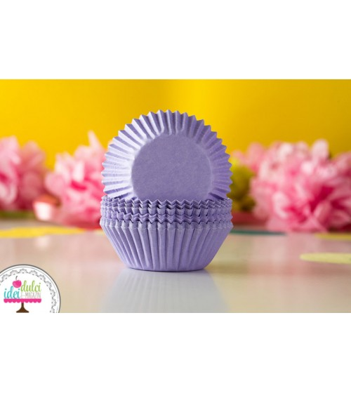 Cupe Cupcakes Lila x50