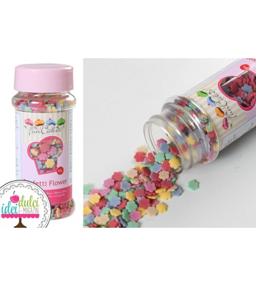 Confetti Flori Color Mix 60G